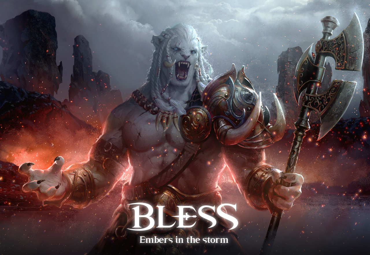 Bless Online Is Getting Another Server Merge - MMOExaminer