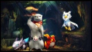 blade and soul pets