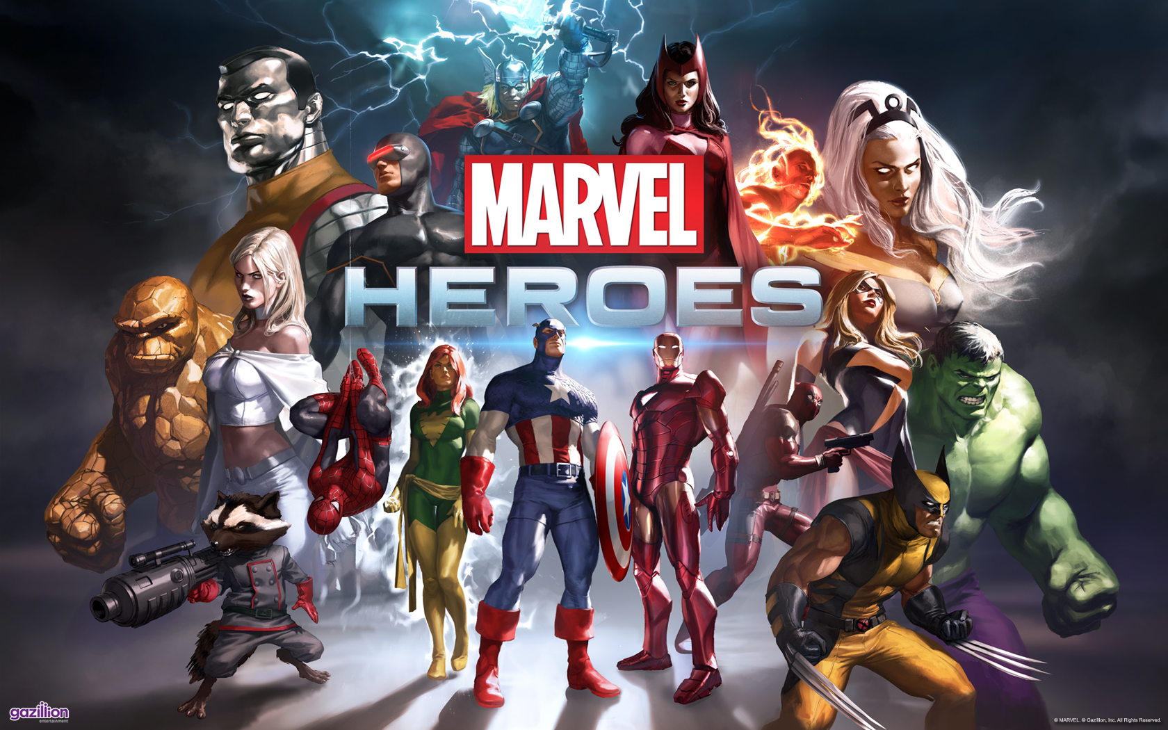 Marvel Heroes Creative Director Outlines Upcoming Content