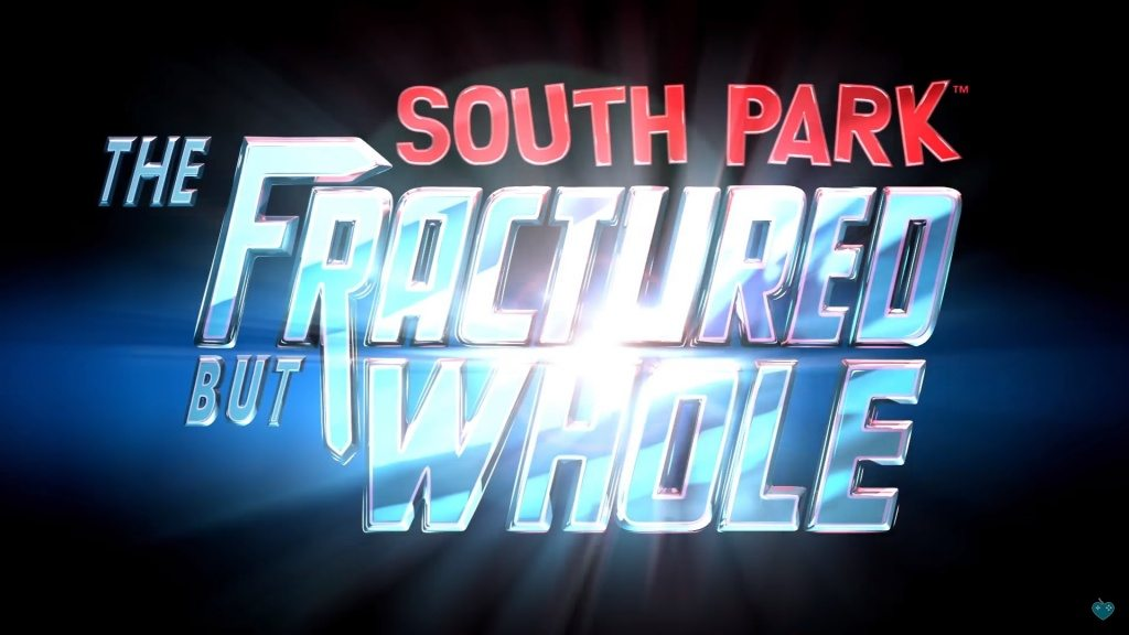 South Park The Fractured But Whole - Logo