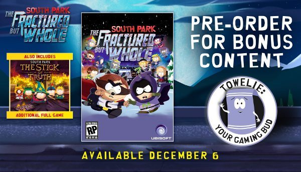 South Park The Fractured But Whole - Preorder