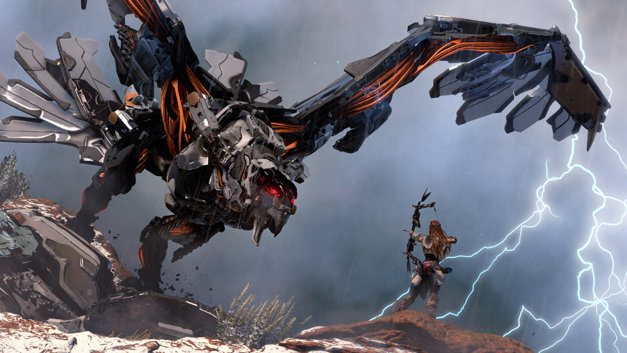 Horizon: Zero Dawn Sales Crush the Competition During First Week at Retail