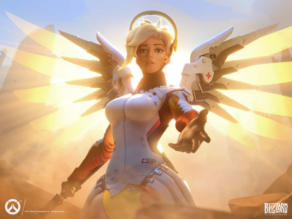 Overwatch tease points to - moon map? New hero? Lore dump? You decide