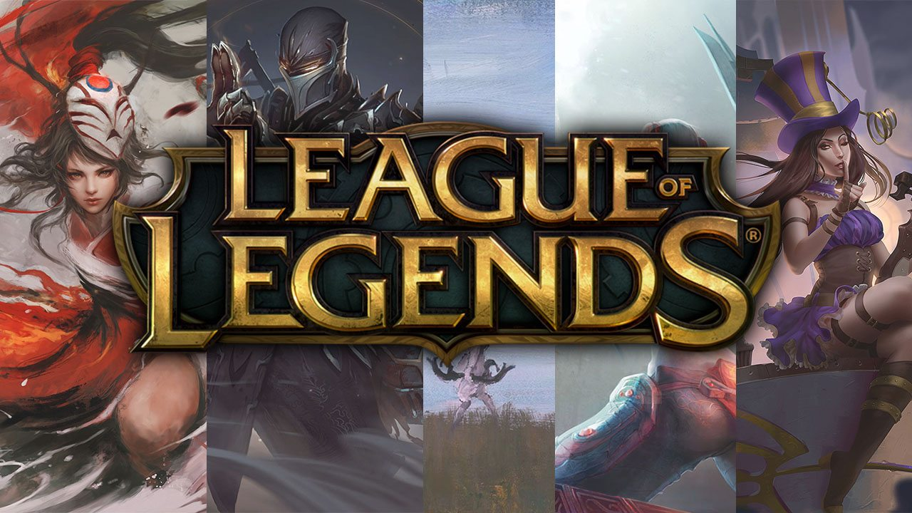 Riot Games Releases More League Of Legends Animations