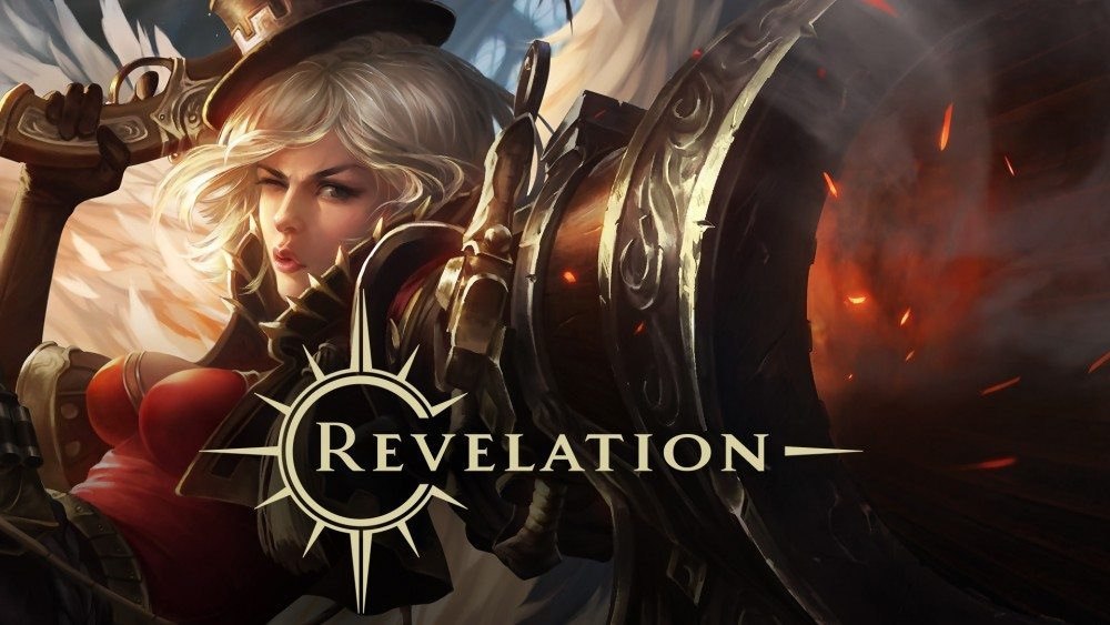 Revelation Online Anime Debuting In China On April 26th