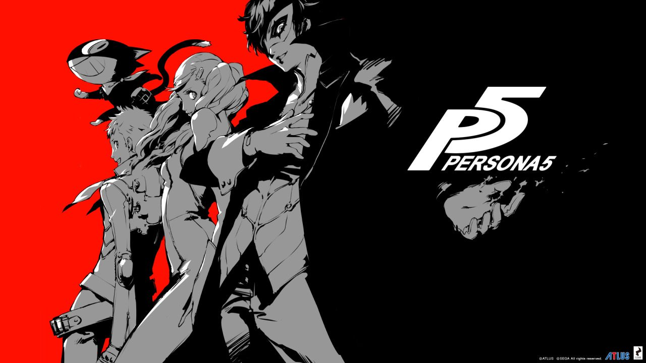 Persona 5 Gets Pushed to April
