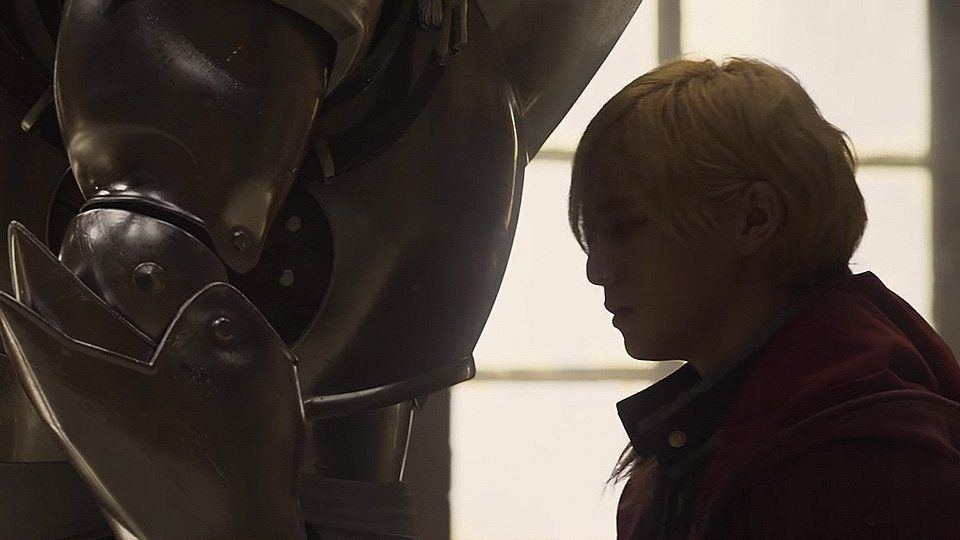 Trailer For Live-Action Fullmetal Alchemist Movie Released