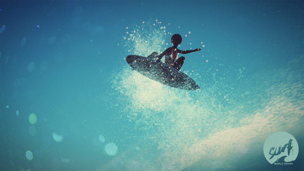Surf World Series Announced for PlayStation 4
