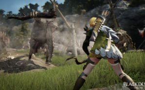 Black Desert Online Now Available On Steam