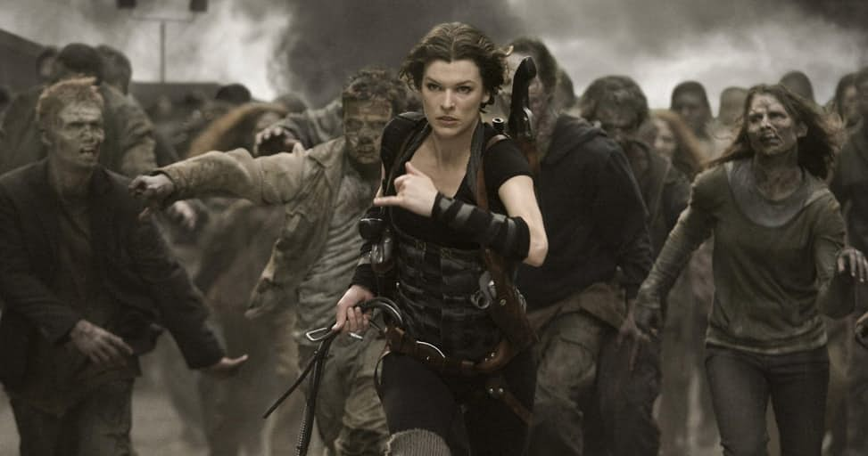 Resident Evil The Final Chapter Interview: Resident Evil: The Final Chapter Gets New Clip