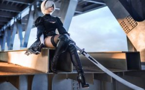 Fenix Fatalist Cosplays The Fast Selling Title NieR: Automata