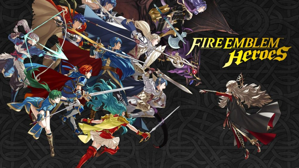 Fire Emblem Heroes Update 'Blazing Shadows' Adds New Characters, Missions