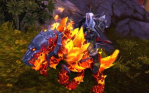 World of Warcraft Flamesaber - For Azeroth