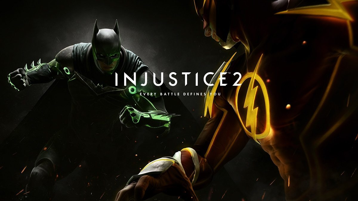 The Flash returns for Injustice 2