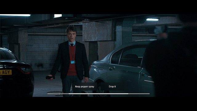FMV game Late Shift revealed by Wales Interactive