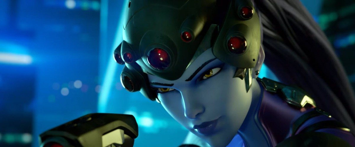 blizzard announces an overwatch widowmaker statue