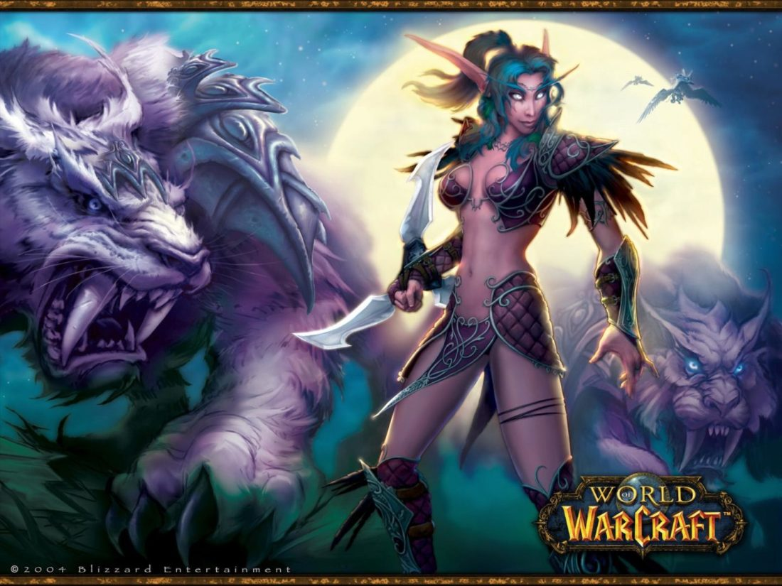 World of warcraft players nude hardcore pics