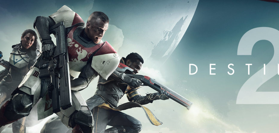 Destiny 2 Header