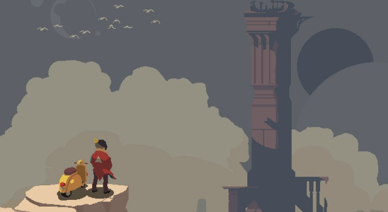 Ruin of the Reckless Tower Screenshot