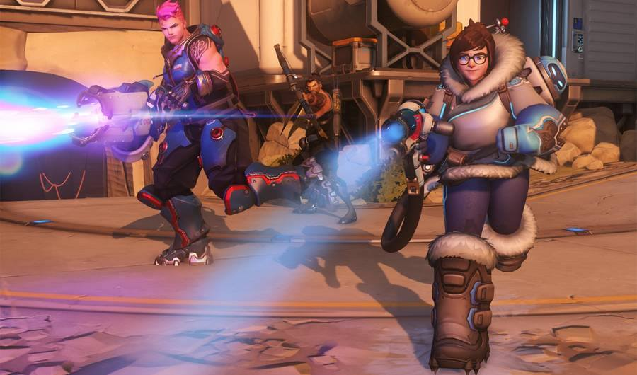 Blizzard Celebrates 1 Year of Overwatch