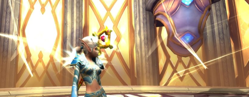 WORLD OF WARCRAFT HEALING IS ON A DECLINE