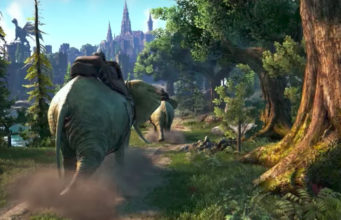 Dark and Light Screenshot Elephant Dragon City