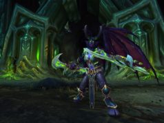 World of Warcraft Demon Hunter