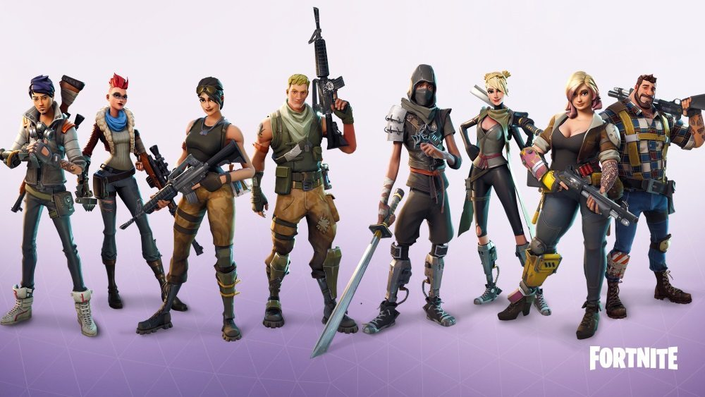 Epic Announces that Fortnite Will Hit Early Access Next Month