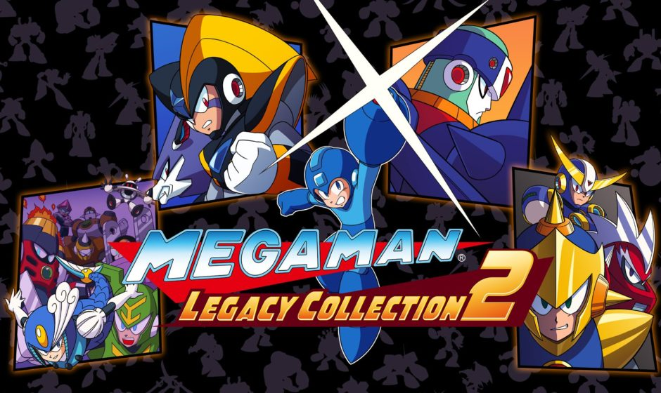 'Mega Man Legacy Collection 2' (ALL) Announced - Screens & Trailer
