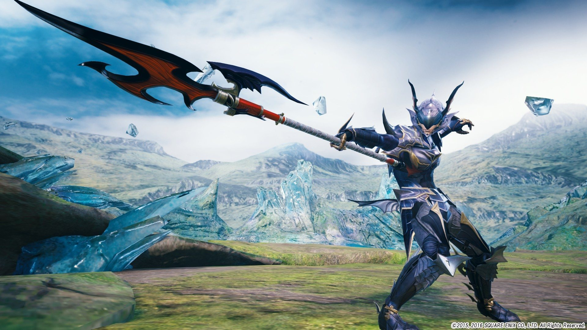 Pictlogica Final Fantasy Delivers An RPG Puzzler On Nintendo 3DS