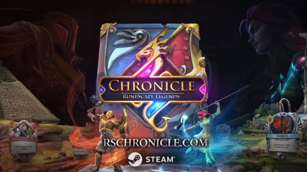 Chronicle - Steam logo