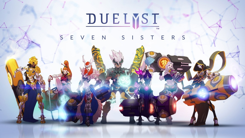 Duelyst - Seven Sisters