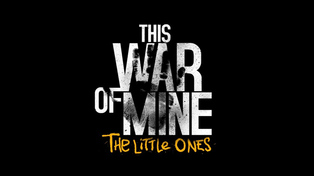 This War of Mine - The Little Ones Logo