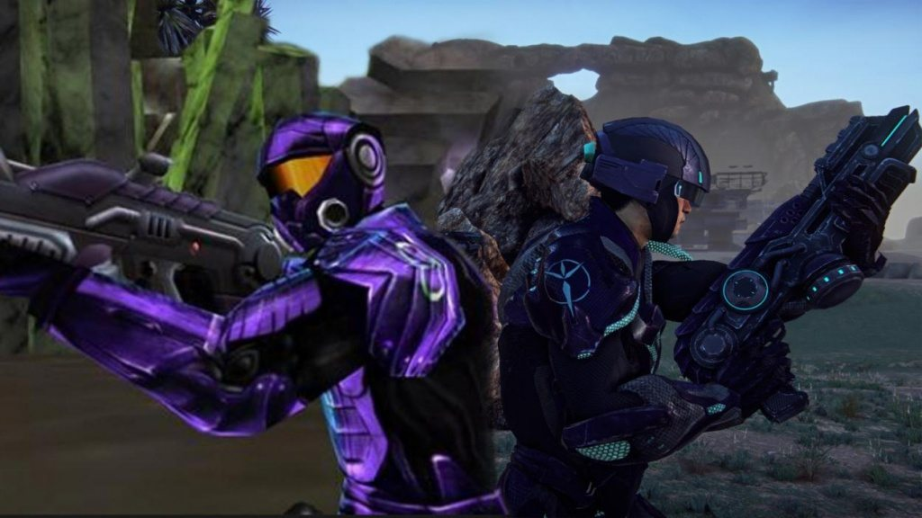 planetside 1 and 2 comparison
