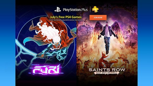 PS Plus Games
