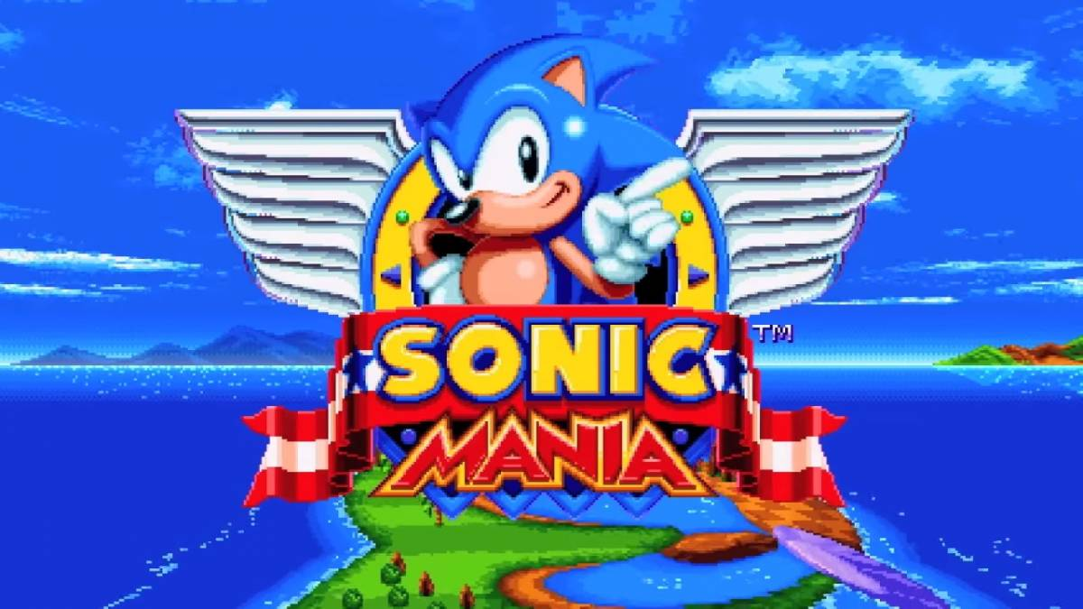 Sonic Mania Already #1 Best Seller On Nintendo Switch