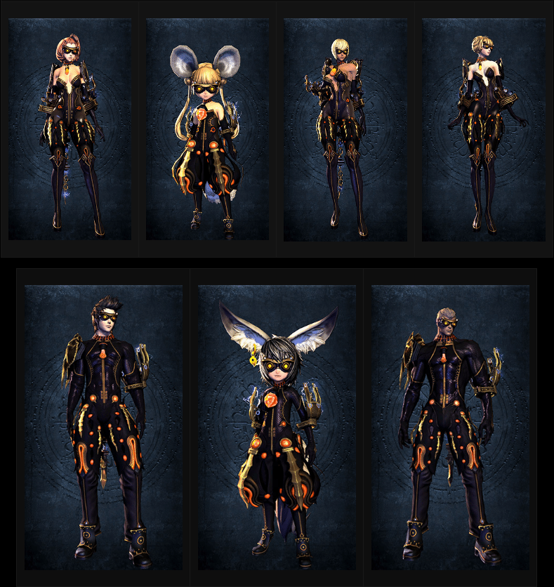 Blade & Soul - Desolate Tomb Preview