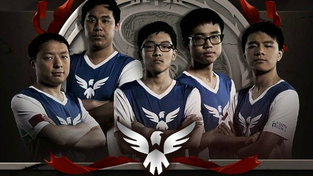TI6 - Wings Gaming Players