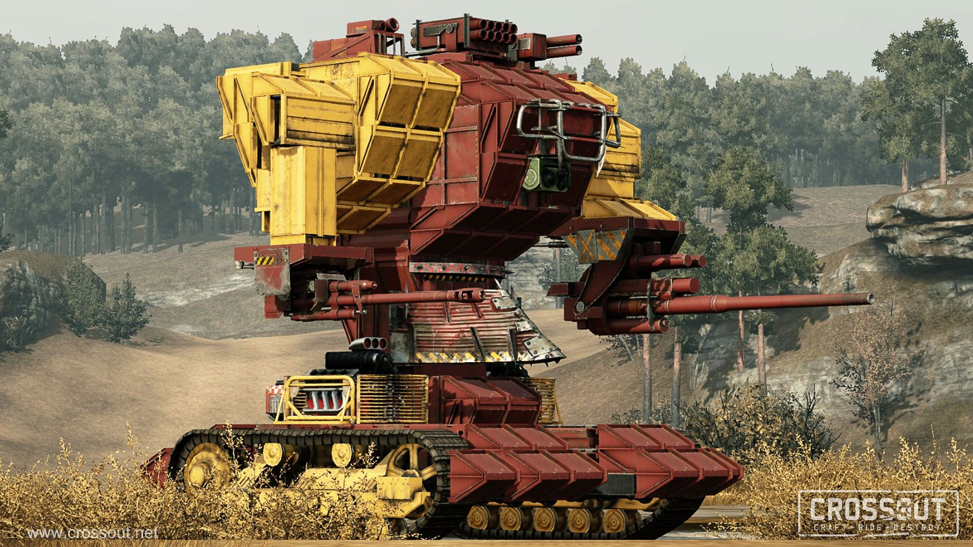 post apocalyptic vehicle combat mmo crossout available on