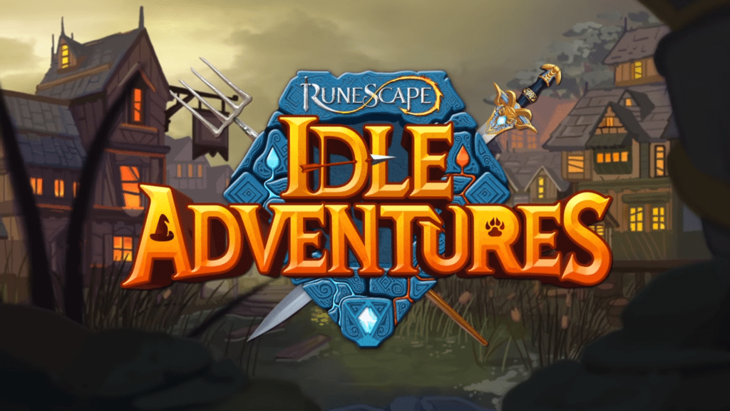 RS Idle Adventures - Logo