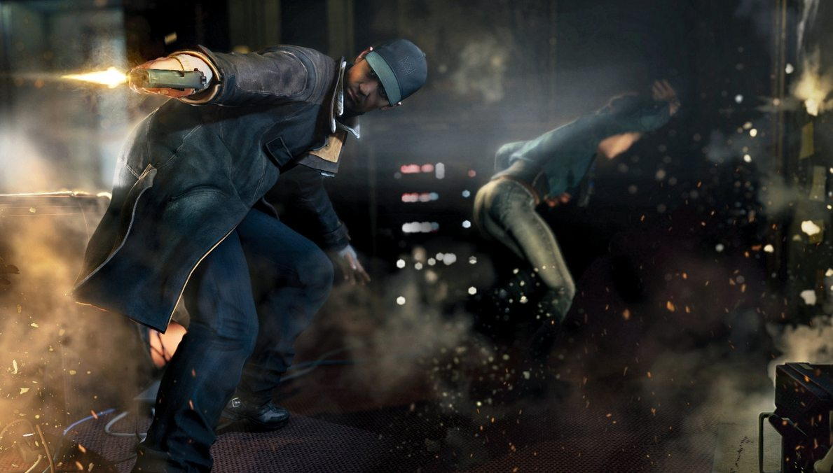 Watch Dogs  Early Gameplay