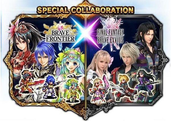 Final Fantasy Brave Exvius Crossover Special Event