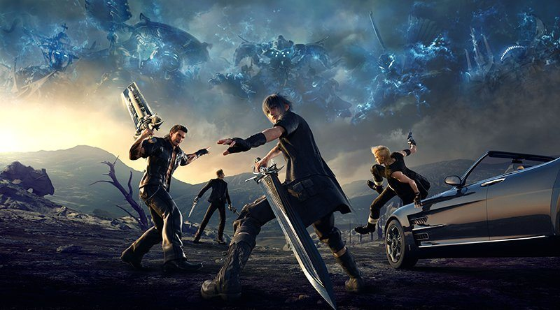 Final Fantasy XV PC Will Get Mod Support