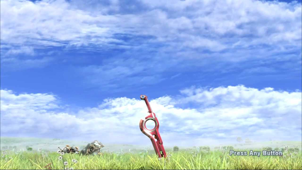 Xenoblade Chronicles Monolith Soft