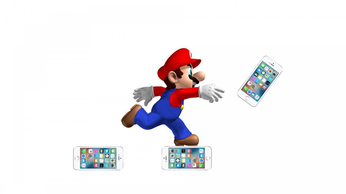 DeNA Super Mario Run