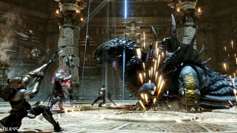 Bless online release date