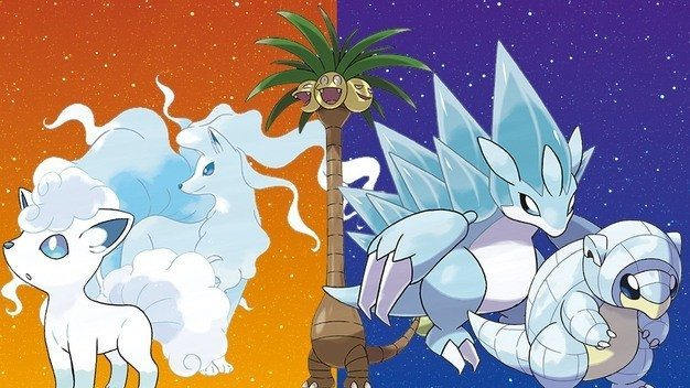pokémon sun and moon alola forms getting plushies mmoexaminer