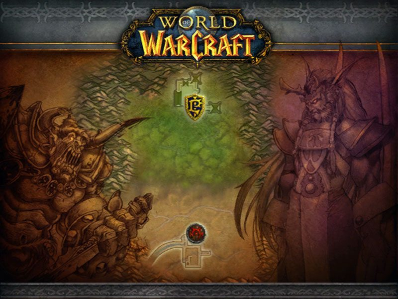 World of Warcraft Battlegrounds