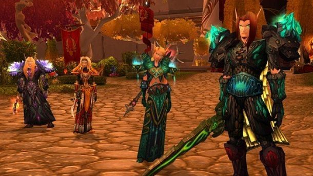 World Of Warcraft Bots