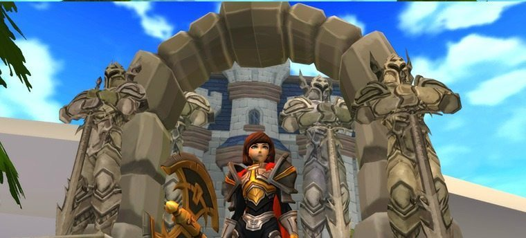 Adventure Quest 3D battleon revamp